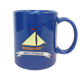 Discoverer Coffee Mug